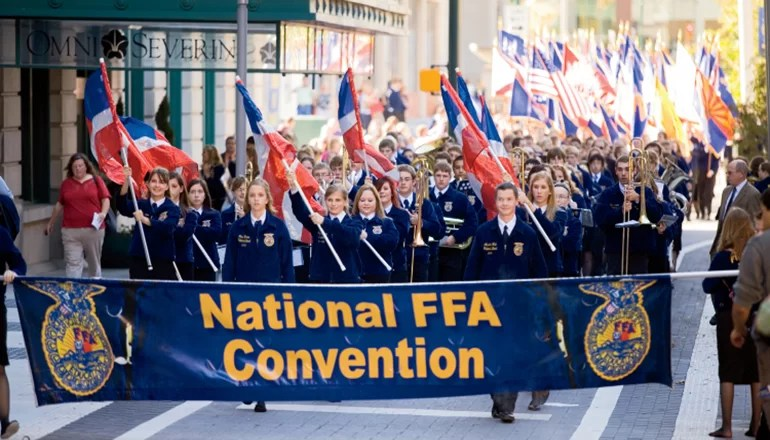 Gallatin FFA member to perform in National FFA Band