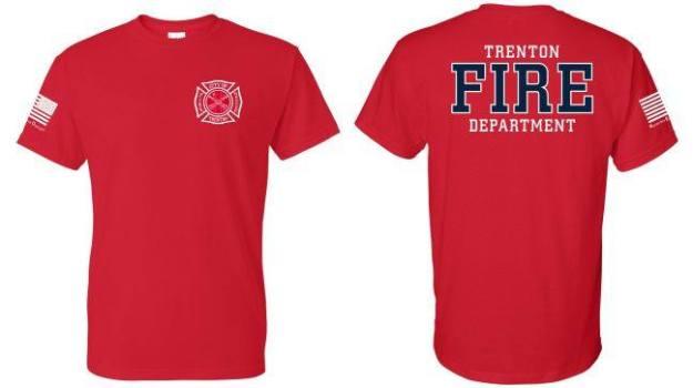 TFD Shirt Closeup