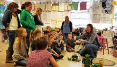 Central Elementary School Students Participate in Leadership Class
