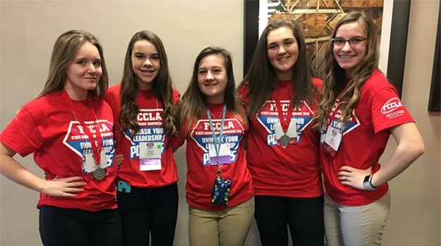 Trenton FCCLA students attend State Leadership Conference
