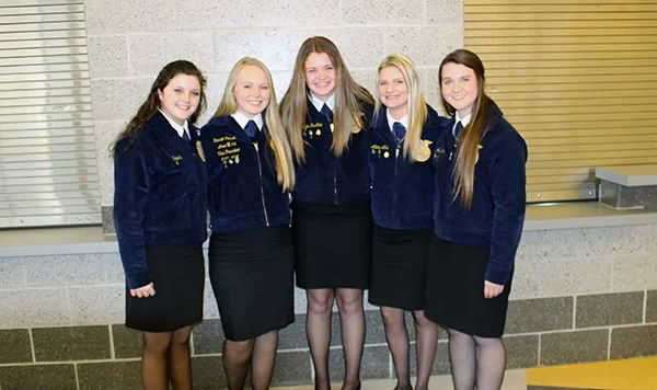 Trenton FFA Area 2 Competition