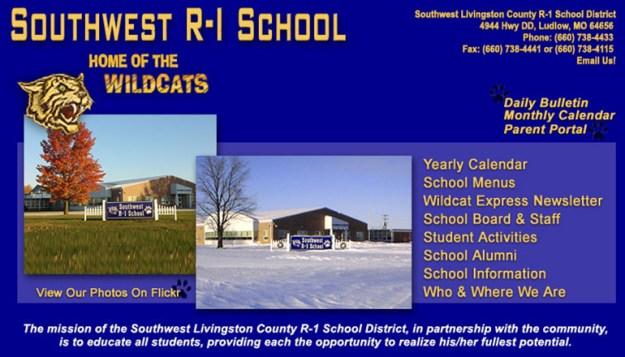 Southwest R-1 School Ludlow