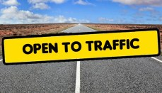 MoDOT opens road to traffic