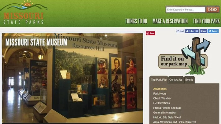 Missouri State Museum