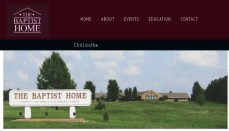 Baptist Home of Chillicothe, Missouri