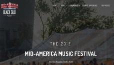 Mid-America Music Festival 2018