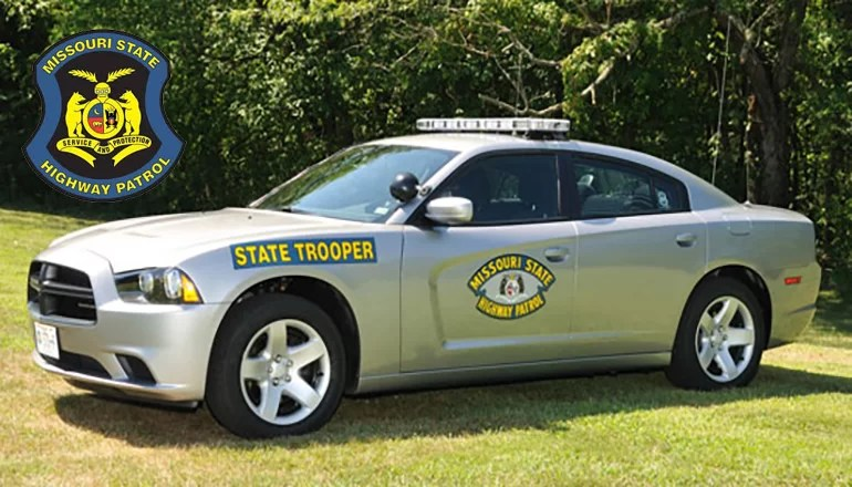 Highway Patrol reports arrest of two on Friday