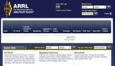 National Association for Amateur Radio Website