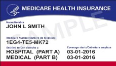 New Medicare Card