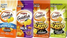 Recalled Goldfish Crackers