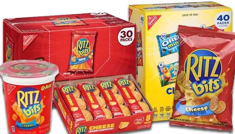 Ritz products recalled due to possible Salmonella