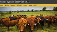 Forage Systems Research Center