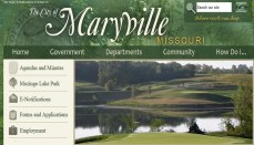 Maryville Missouri Website