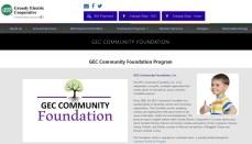 Grundy Electric Foundation