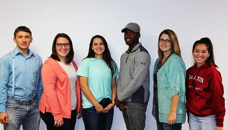 North Central Missouri College announces Student Senate officers