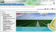 Environmental Quality Incentives Program