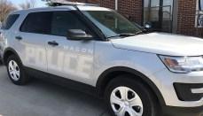 Macon Missouri Police Vehicle