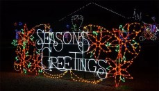 Seasons Greetings Christmas Lights