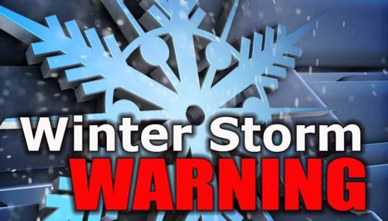 Winter Storm Warning issued for northern Missouri
