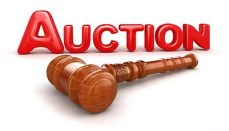 Gavel featuring Auction Graphic