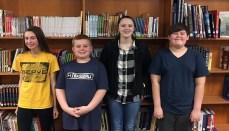 Grundy County Spelling Bee Winners