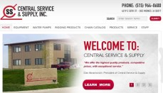 Central Service and Supply