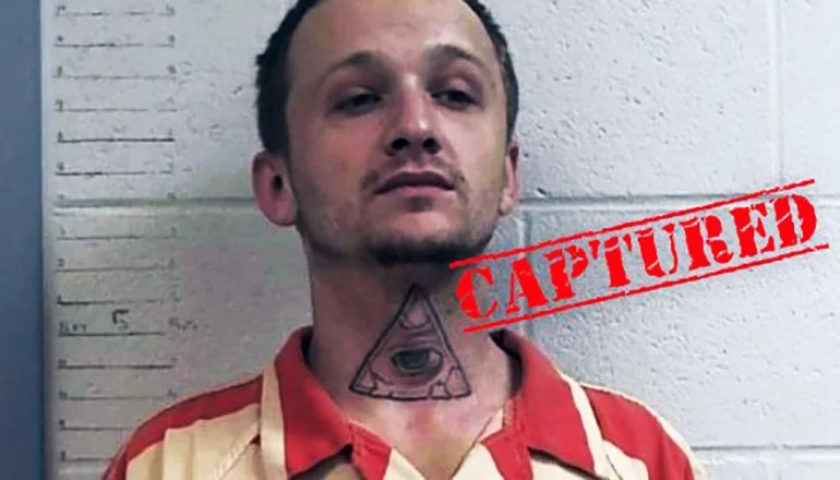 Audio: West-central Missouri jail escapee on the run for more than one week back behind bars