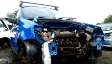 Wrecked Vehicle