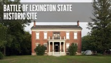 Battle Of Lexington Historic Site