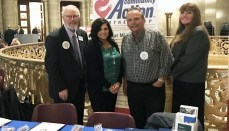 CAPNCM participates in Network Advocacy Day