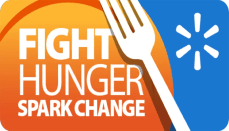 Walmart - Fight Hunger Spark Change
