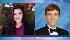 Salem Croy and Jacob Lewis receive Harper Scholarships