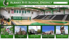 Albany Missouri School Website
