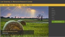 Greenley Research Center Novelty Missouri website