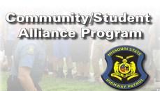 Missouri Highway Patrol Community Student Alliance Program (MSHP)
