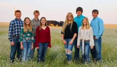Chillicothe FFA Barnwarming Candidates 2019