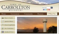 City of Carrollton website