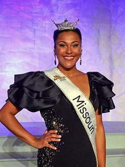 Simone Estes Miss Missouri