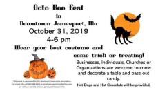 Octo Boo Fest Jamesport