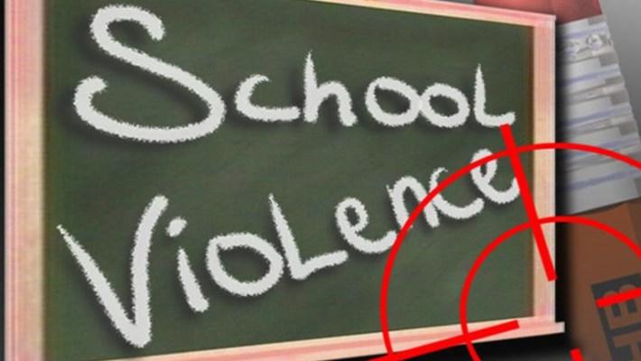 School Violence Graphic