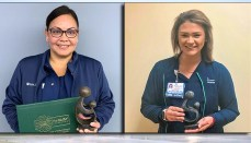 Wright Memorial Hospital Daisy Award Winners Fall 2019