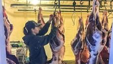 Teresa Yoder Meat Processing