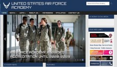 United States Air Force Academy Website