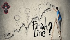 Finish Line Graphic