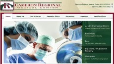 Cameron Regional Medical Center Website