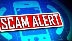 Scam Alert News Graphic