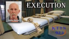 Walter Barton Executed