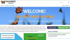 Maximize Northwest Missouri Website