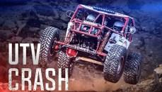 UTV or Utility Terrain Vehicle Crash