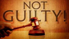 Not Guilty News Graphic